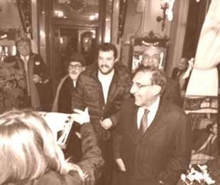 Маттео Салвини и Иньяцио ла Русса